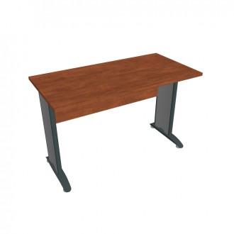 Stůl pracovní rovný 120 cm hl. 60 HOBIS - CE 1200 - černý kov