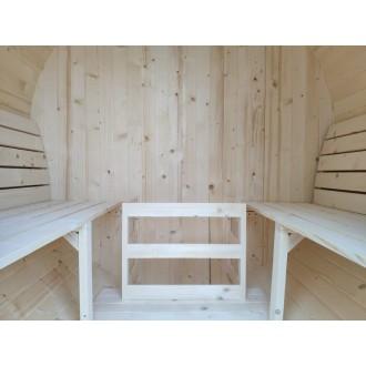 Sauna finská venkovní  Marimex 4000 - RS Barrel 170