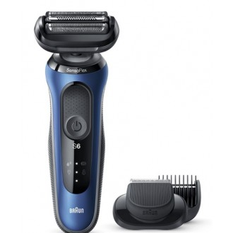 BRAUN Series 6 1500s Blue