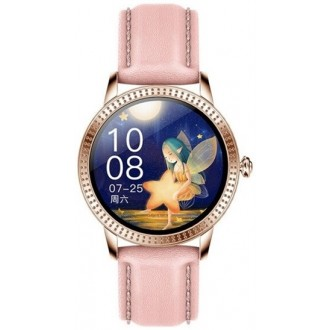 Deveroux Smartwatch CF18 Pink