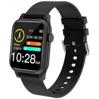 Deveroux Smartwatch P18 Black