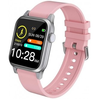 Deveroux Smartwatch P18 Pink