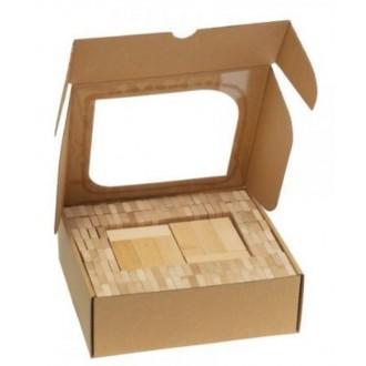 Stavebnice dominová - 200ks - T-Wood