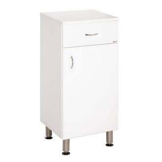 Koupelnová skříňka nízká Keramia Pro 35x33,3 cm bílá PRON35LP