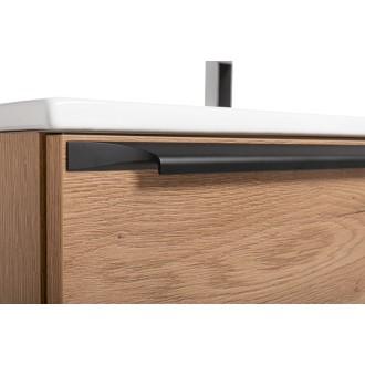 Koupelnová skříňka s umyvadlem Naturel Nobia 90x60x46 cm dub Sierra NOBIA90ZDS