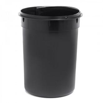 Odpadkový koš volně stojící Multi 20 l nerez lesk