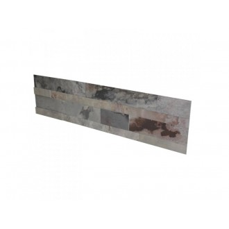 ALFIstick - 3D samolepicí kamenný obklad, břidlice multicolor II, ESP014