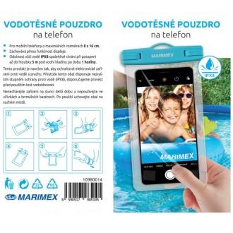 Obal na mobil voděodolný